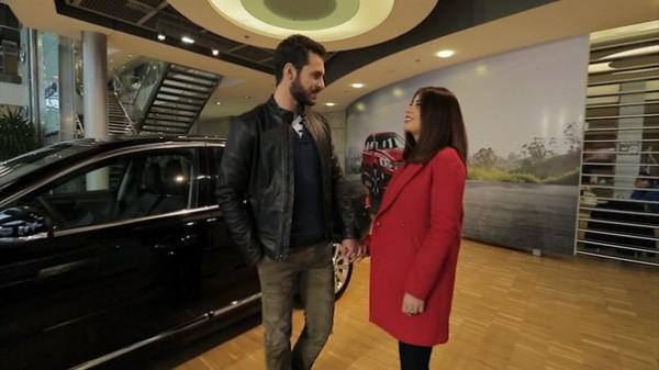 Холостяк 5 сезон десятый выпуск: Сергей пригласил Рамину в автомобильный салон