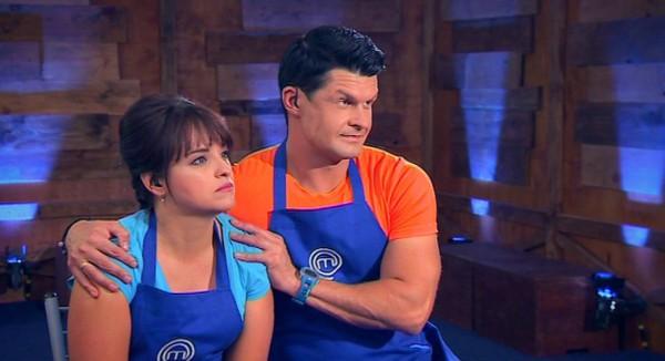 МастерШеф 6 сезон 28 выпуск: Вика и Олег оставили своей команде сложные подсказки