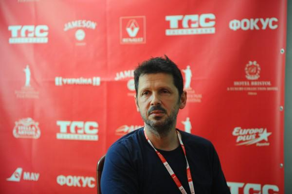 Питер Веббер в Одессе