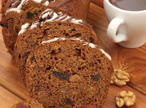 Кекс с шоколадом – рецепт приготовления