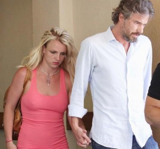 Джейсон Травик не смог ужиться с Бритни Спирс