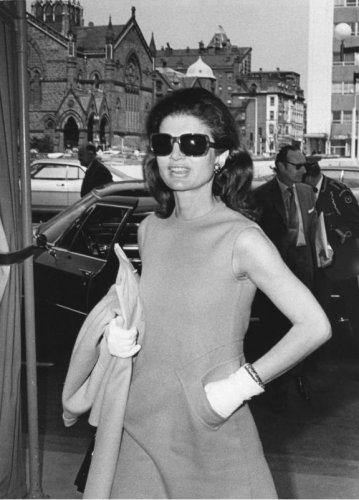 Икона стиля 60-х Жаклин Кеннеди