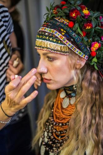 Украинские звезды снялись в благотворительной сьемке «Щирі»