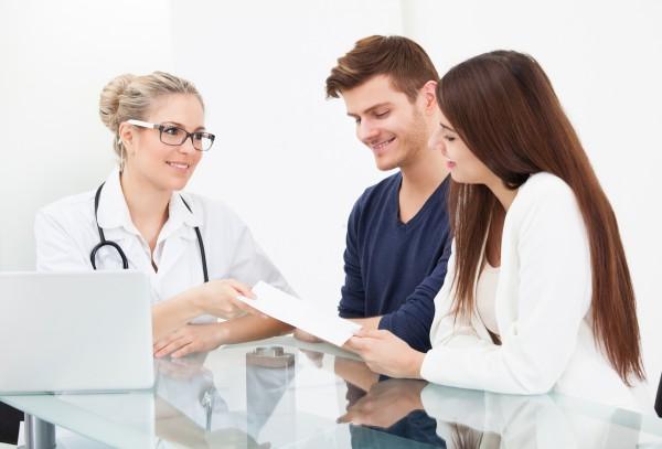 Генетическое тестирование  – 4 неделя беременности