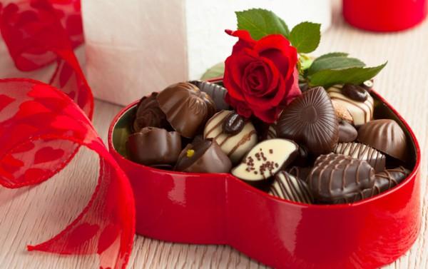 День святого Валентина отмечают 14 февраля