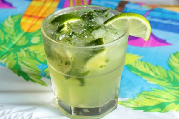 Рецепт                  Безалкогольный мохито: Рецепт