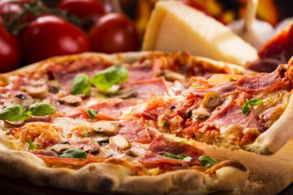 Рецепт                  Сытная домашняя пицца