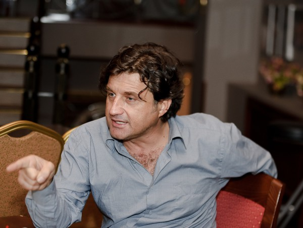 Российский журналист Отар Кушанашвили