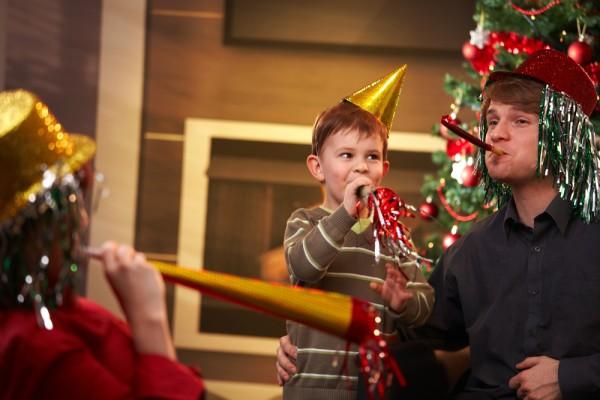 Пусть ребенок выучит посевалки на старый Новый год и зайдет к родственникам и соседям