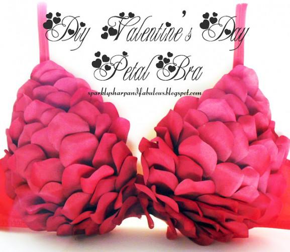 Нижнее белье ко Дню святого Валентина