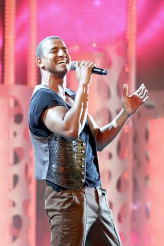 Роберто Кел Торрес – победитель конкурса Новая волна 2013.