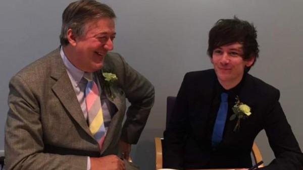 Фото с бракосочетания гей-пары