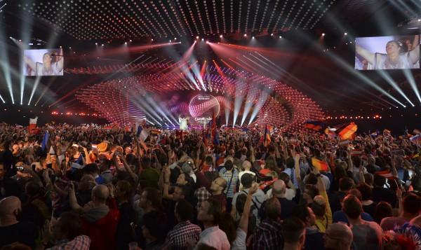Евровидение 2015: Украинская делегация посетила конкурс