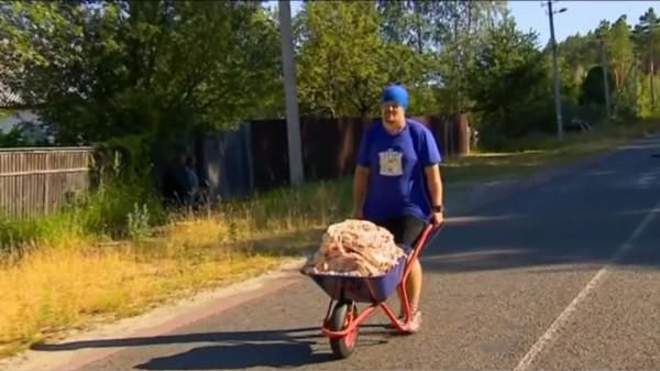 Зважені та щасливі 6 сезон: капитан мужской команды Владимир Теличак