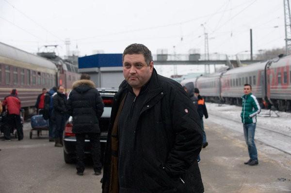 Концертный директор Валерия Меладзе Сергей Луппов