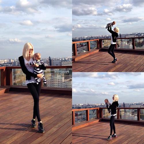 Елена Шишкова показала фото с дочерью Алисой