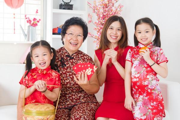 Китайский Новый год традиции и приметы