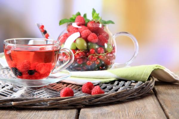 Рецепт                  Квас из ягод