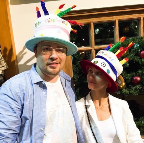 Кристина Асмус и Гарик Харламов поздравили свою дочь с первым годом жизни
