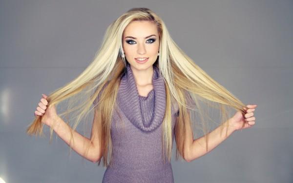 Как спасти волосы блондинкам