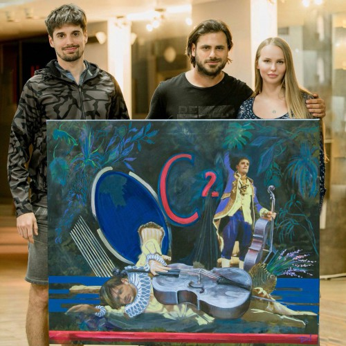 Анна Дианова и 2 Cellos