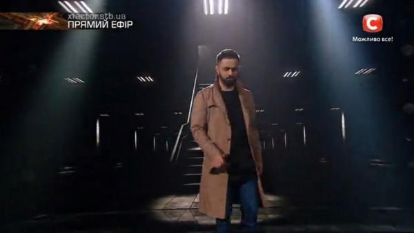 Х-фактор 7 сезон 7 прямой эфир: Севак пел авторскую песню