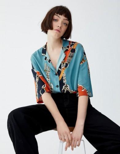 Самые стильные рубашки на лето 2019