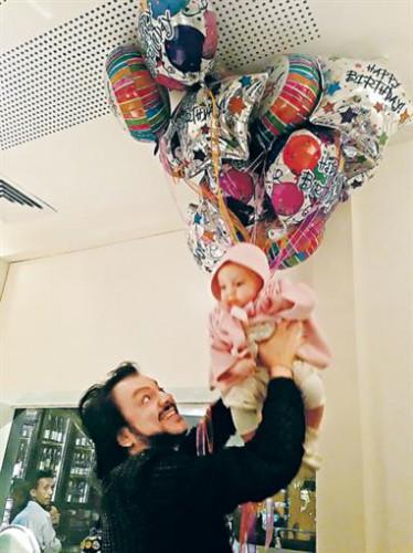 Подарки дочке киркорова фото