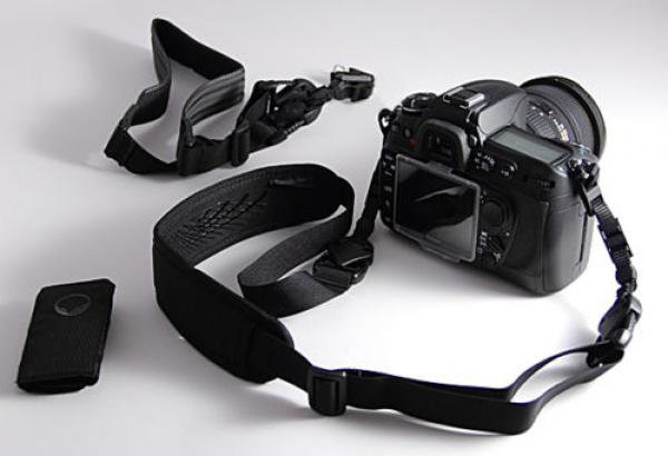 Ремень для фотоаппарата LowePro Transporter Strap Black, 350 грн.