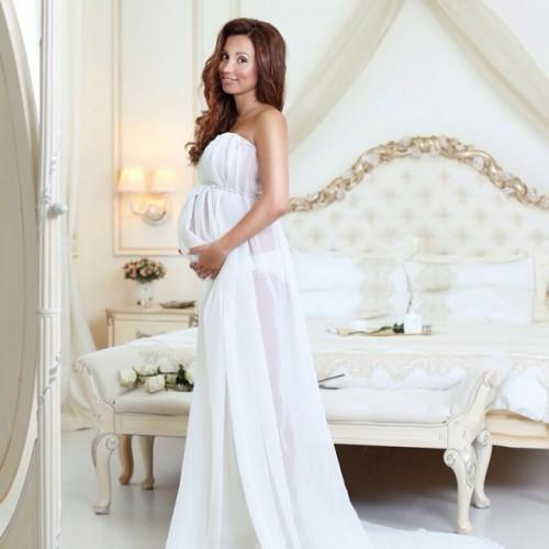 Экс-участница проекта Холостяк ждет третьего ребенка