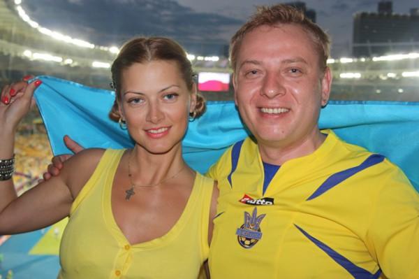 Татьяна Литвинова со своим возлюбленным бизнесменом Ярославом
