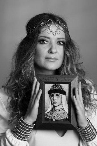 Наталье Могилевской нравится образ княгини Ольги