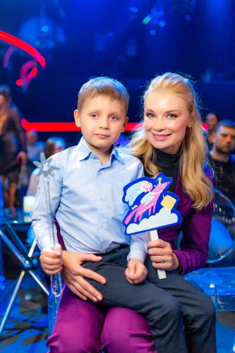 Даня Чобанюк и Лидия Таран