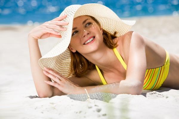 Усилить загар кожи можно с помощью продуктов питания