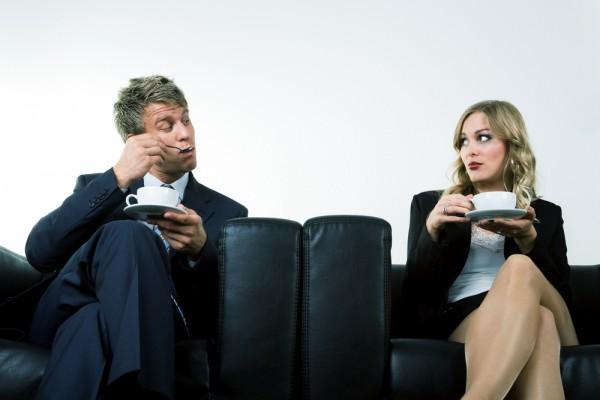Жесты на собеседовании могут решить твое будущее в этой компании