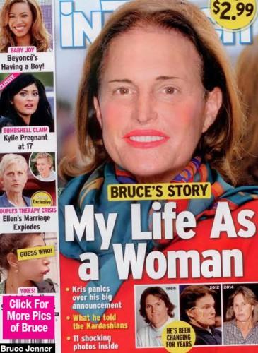 Брюс Дженнер стал женщиной
