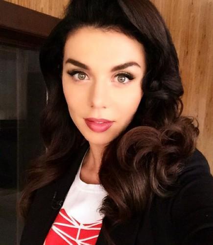 Певица Анна Седокова