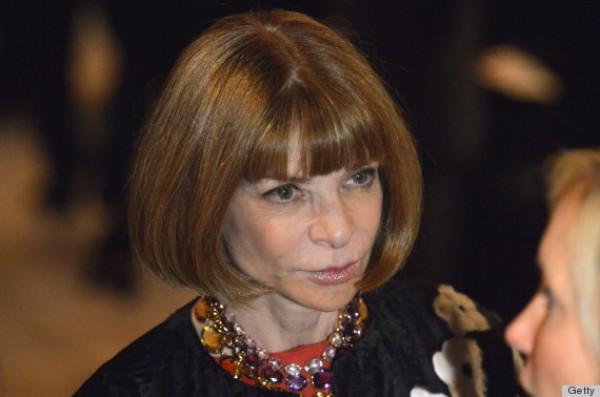 Редактор Vogue Анна Винтур