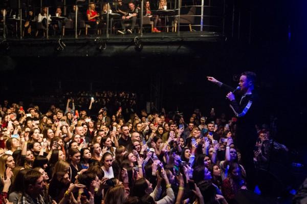 Концерт Артема Пивоварова фото