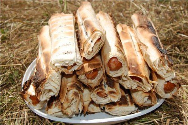 Рецепты еды на пикник