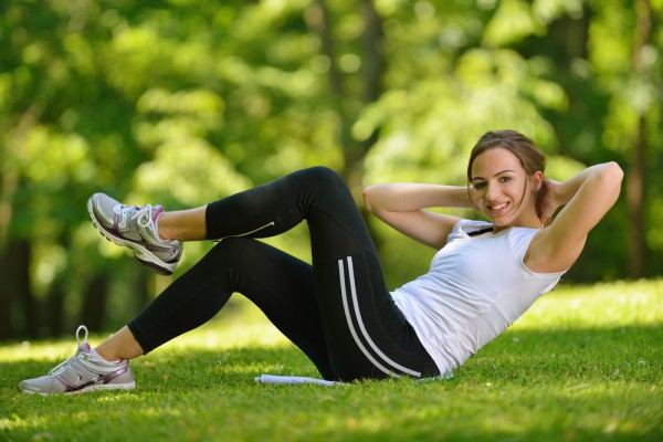 Эти упражнения помогут быстро привести в тонус мышцы голени