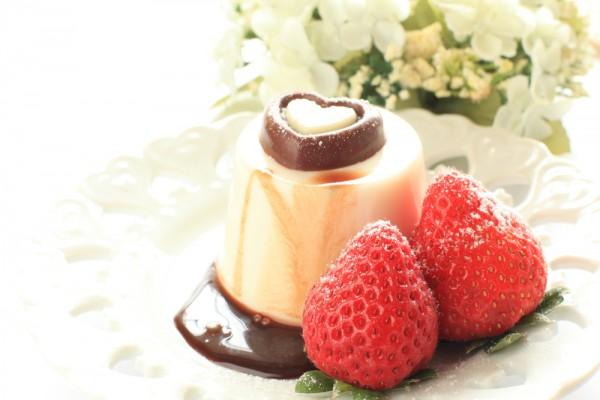 романтический ужин рецепты десерт