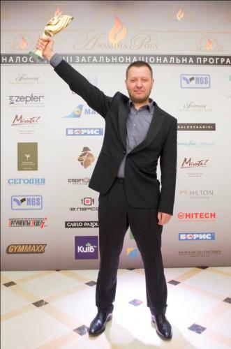 Владислав Котлярский – обладатель специальной международной премии За значительный вклад в развитие жанра телесериала