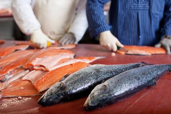 Рыба богата фолиевой кислотой