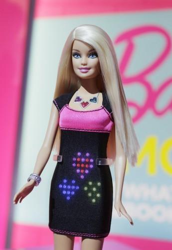 Так выглядит Барби при
