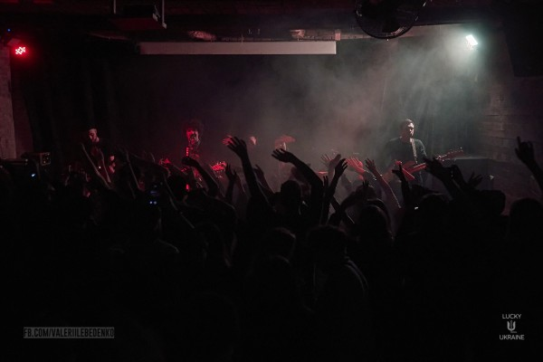 NAVIBAND презентовали новый альбом на сольном концерте в Киеве