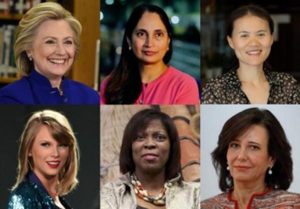 Список самых влиятельных женщин мира