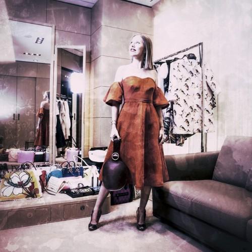 Ксения Собчак недовольна размером своей груди