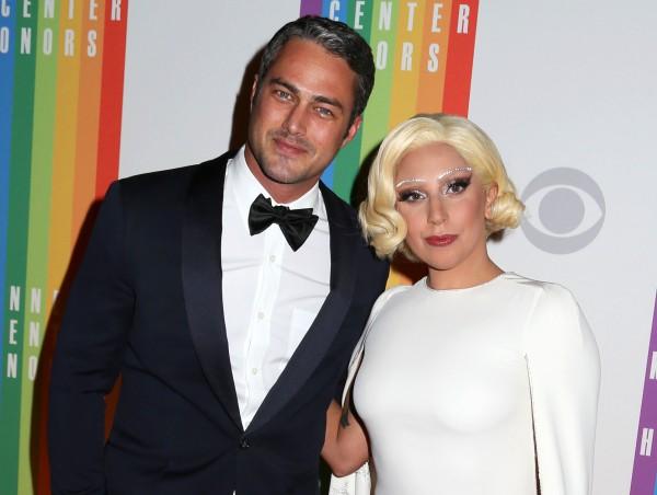 Тейлор Кинни и Lady GaGa