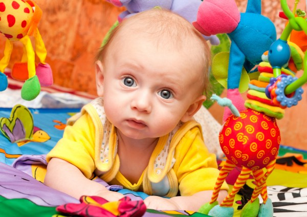Еще в раннем возрасте можно с понять, что ребенок обладает математическими способностями